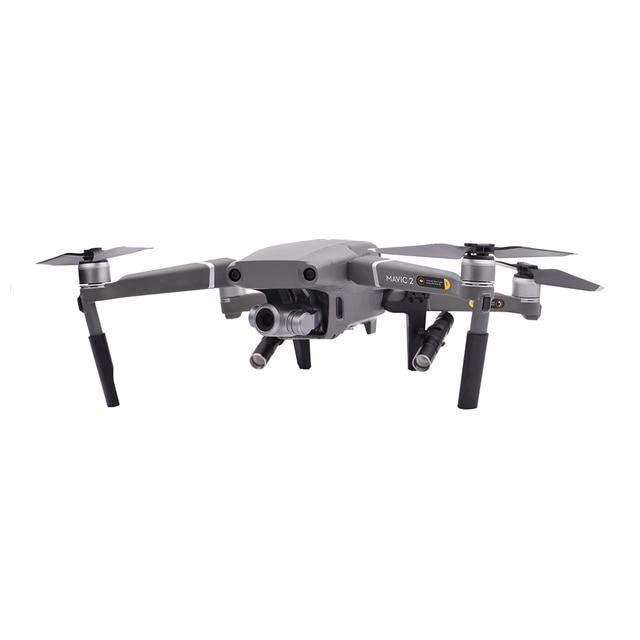 Фото ночная светодиодная подсветка для dji mavic 2 pro zoom drone цена