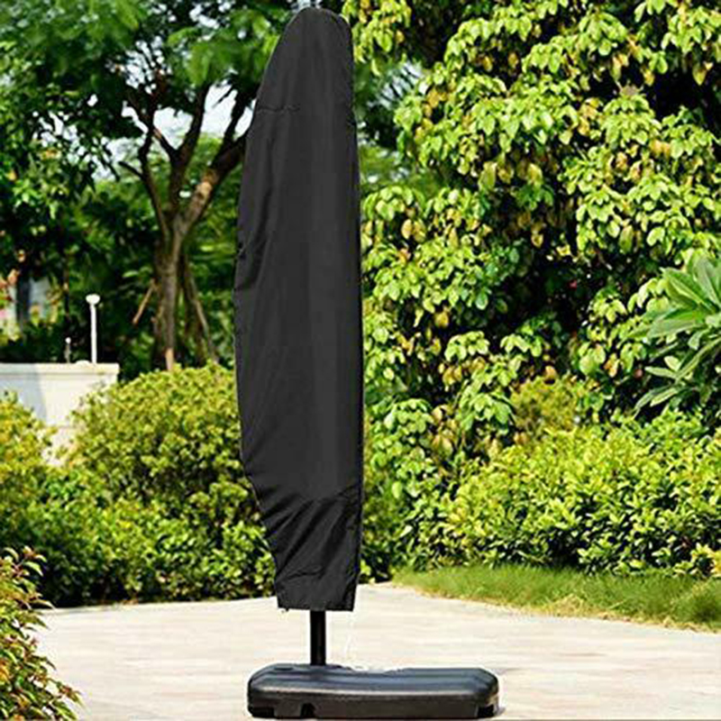 Outdoor Parasol Patio Umbrella Rain Cover Dustproof Protector Storage Bag Durable And Good Quality
