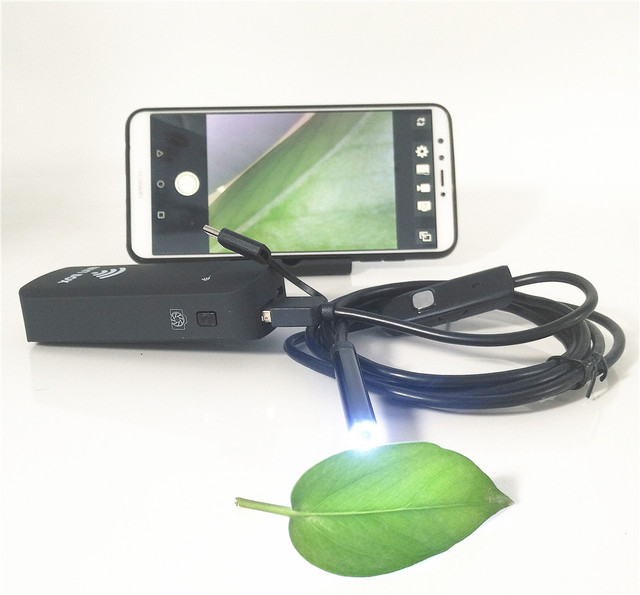 2MP/5MP Wireless WIFI Endoscope inspection Camera IP66 Security Camera Android Endoscope For Phone Notebook