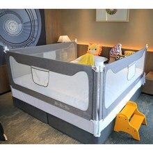 Portátil para bebês, trilho de cama para crianças 1.2-2.2m, barreira de cuidados infantis para berço, guarda para segurança crianças playpen