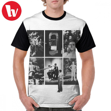 Genesis T Shirt - The Lamb Lies Down On Broadway Extended Artwork T-Shirt Fashion Print Graphic Tee Tshirt