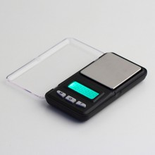 200g x 0.01g LCD Display Mini Jewelry Drug Digital Portable Pocket Scale Practical Electronic Balance Weight Jewelry Scales(China)