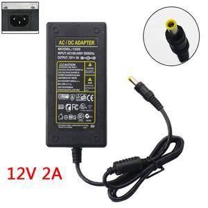 Image 1 - New 12V 2A AD Adapter For KORG KA 310 KA310 SP170 SP170BK Digital Piano 500405015300 X50, 180 MR 1000 Power Supply