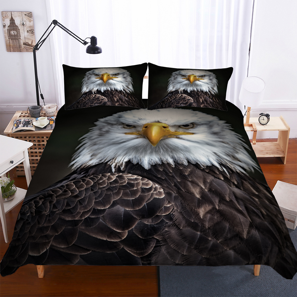 BLACK All Sizes SUPERIOR COTTON Duvet Quilt Cover with Pillowcase Bedding Set
