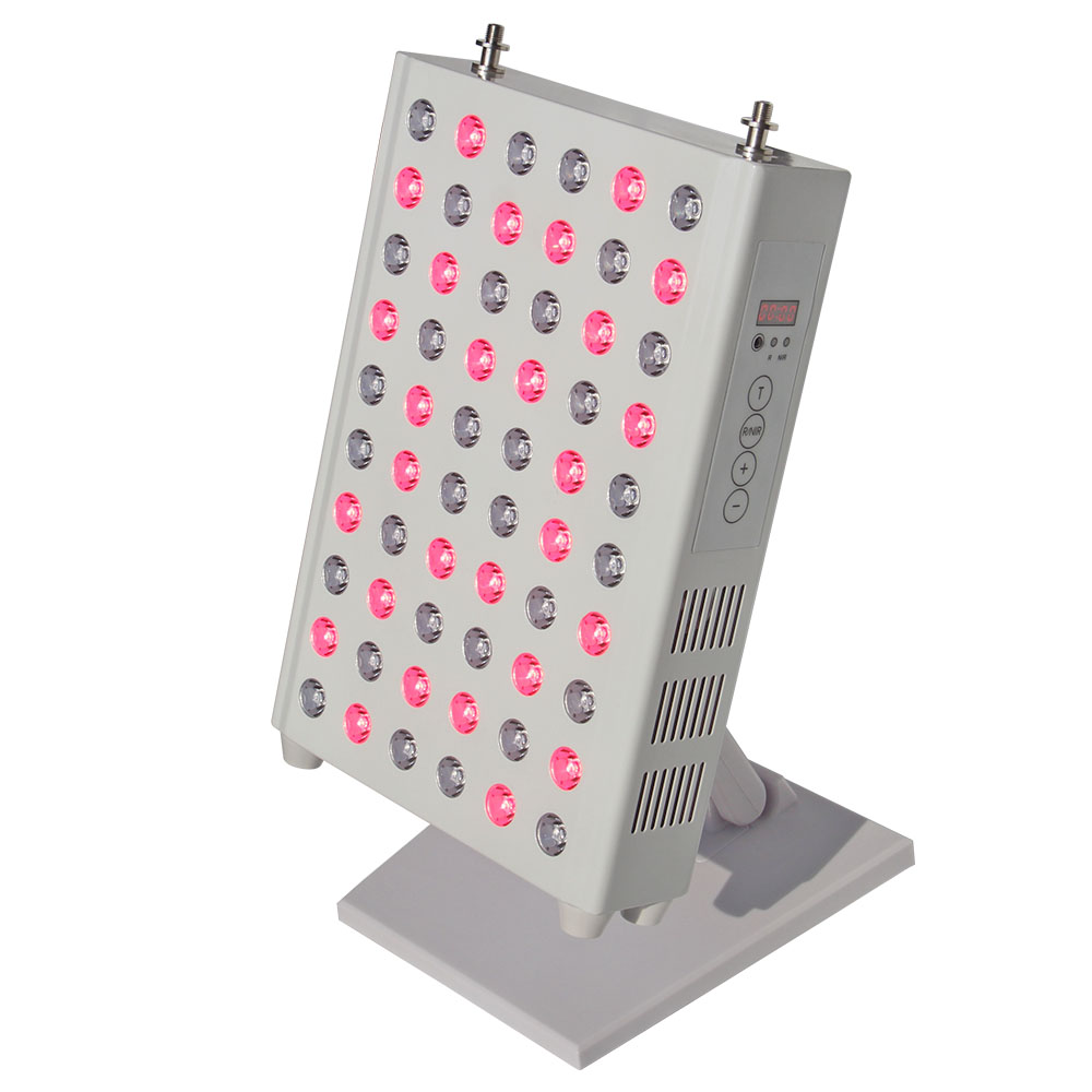 85W Red Led Light Therapy Time Countdown Deep Red 660nm Near Infrared 850nm Led Light For Skin And Pain Relief