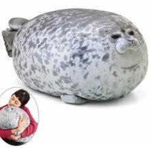 1 шт., мягкий 30-60 см, мягкий морской Лев плюшевый игрушки, морской мир, животные, уплотнение, плюшевая кукла, детская подушка для сна, подарки для девочек