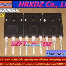 SZFTHRXDZ 100% new original 50PCS SIHG20N50C G20N50C 20A 500V TO247
