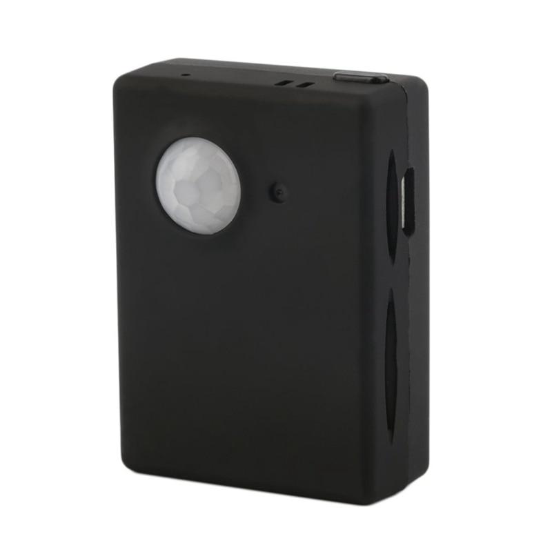 X9009 Infrared Human Body Induction Alarm Mini Intelligent Wireless PIR Motion Detector (EU PLUG)