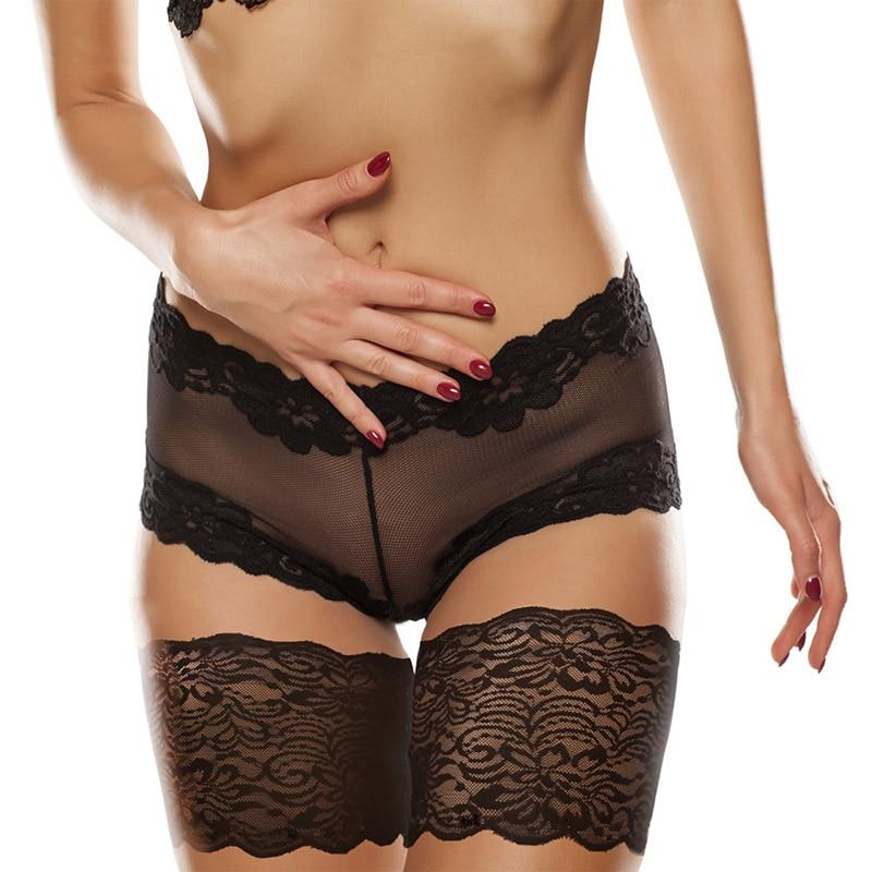 Anti-friction Thigh Bands Sexy Black Leg Warmers Women Silicone None-Slip Thigh Socks 1pc Anti Chafing Summer Leg Warmers