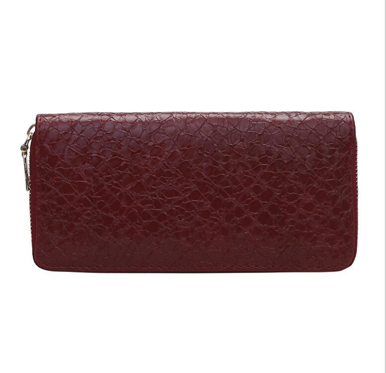 2020 New Long Women's Wallet Female Purses Tassel Coin Purse Card Holder Wallets Female Pu Clutch Money Bag