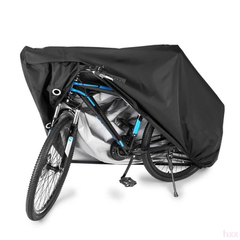 New Portable MTB Bicycle Cover Outdoor Dust Case Bike Windscreen Waterproof Clothing