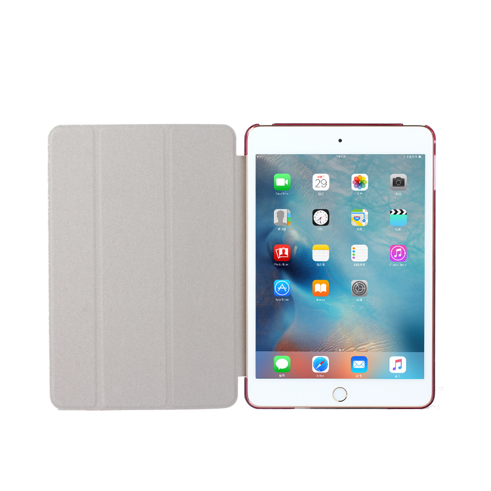 Case For Apple iPad Pro 9 7 inch A1673 A1674 A1675 9 7 quot Cover Funda Folio Stand Auto Sleep Wake Up Smart Flip Protection Shell in Tablets amp e Books Case from Computer amp Office
