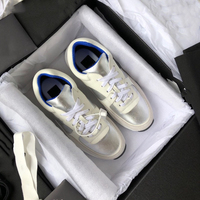 Luxury Women's Shoes Casual Fashion Sneaker Flat Genuine Leather Multi color Ladies Shoes 2019 New Lace up Top Quality