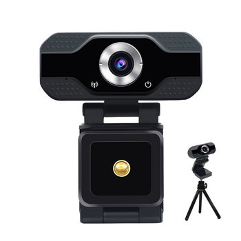 OULLX HD 1080P Webcam Built-in Microphone Smart Web Camera USB For PS4 XBOX Desktop Laptops PC Game Cam Mac OS Windows Android