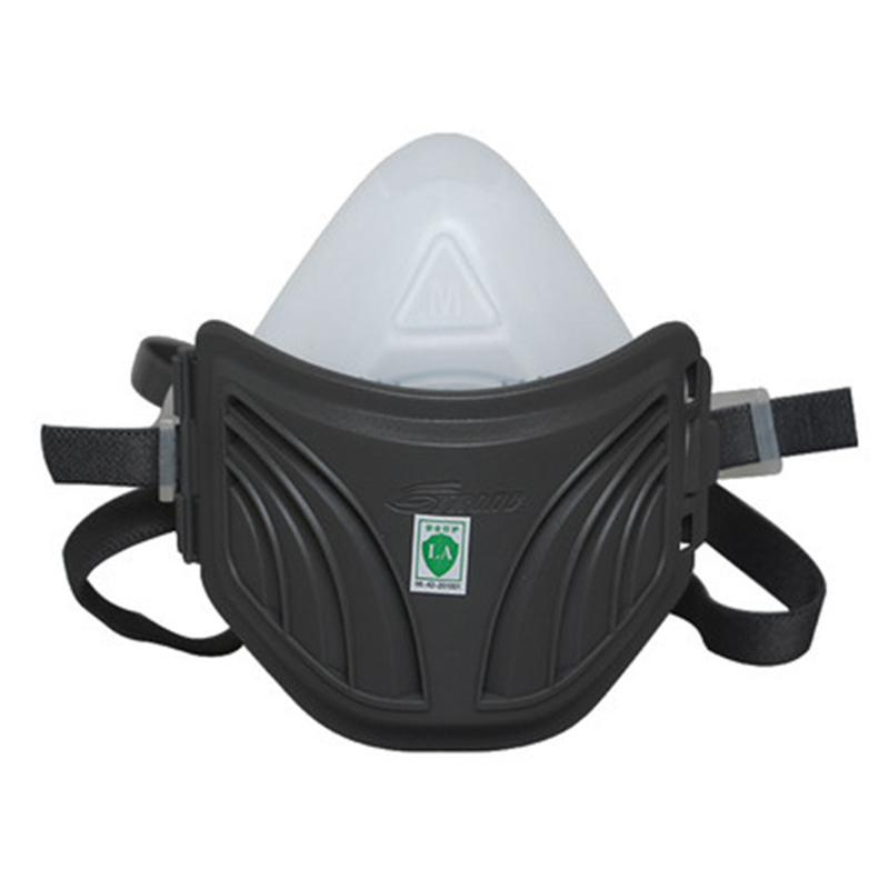 Filter Half Face Dust Gas Mask KN95 Filter element Respirator Safety Protective Mask Anti Dust Organic Vapors PM2.5 Fog 1