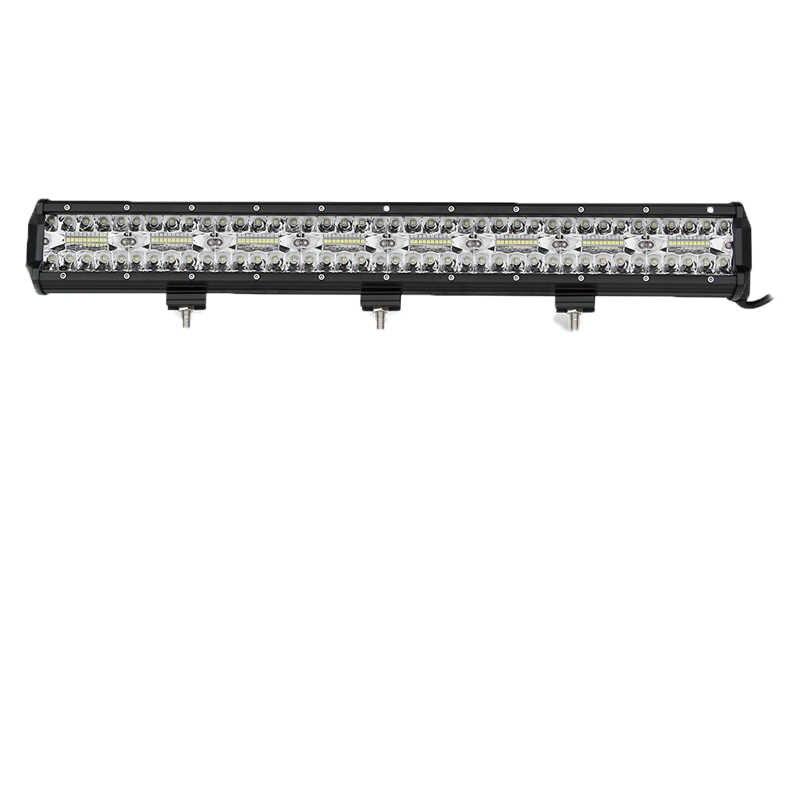 לשלושה שורה 4-23 אינץ LED בר אור ספוט מבול LED עבודה אור למשאית טרקטור רכב Offroad Led בר SUV טרקטורונים 4x4 4WD נהיגה מנורה