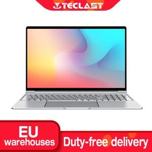 Teclast F15 Windows 10 Laptop 15.6 inch 1920x1080 FHD Intel Gemini Lake N4100 8GB RAM 256GB SSD Notebook Backlit Keyboard HDMI