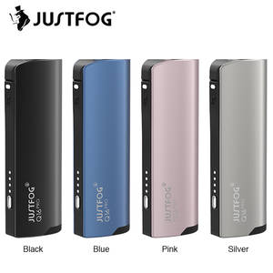 Battery Mod 510-Thread Justfog Q16 Variable Pro-Atomizer Wi/900mah 4 for Voltage-Adjustment