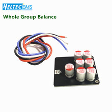 1A 3A 5A Balance Current Li ion Lifepo4  Lithium Battery Active Equalizer Balancer Board Energy Transfer BMS 3S