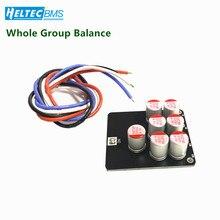 Placa equilibradora de ecualizador activo, batería de litio Lifepo4 de 1A 3A 5A, placa de transferencia de energía BMS 3S