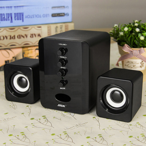 Image 5 - Ada D 202 Altavoces de combinación con cable USB para ordenador, reproductor de música estéreo de graves, Subwoofer, caja de sonido para PC y teléfonos inteligentes