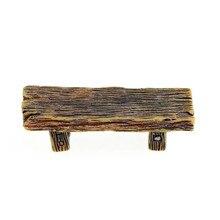 Смола деревянный табурет мебель для сада фей орнамент современные пейзажные игрушки украшения двора Для Кукольный домик миниатюра