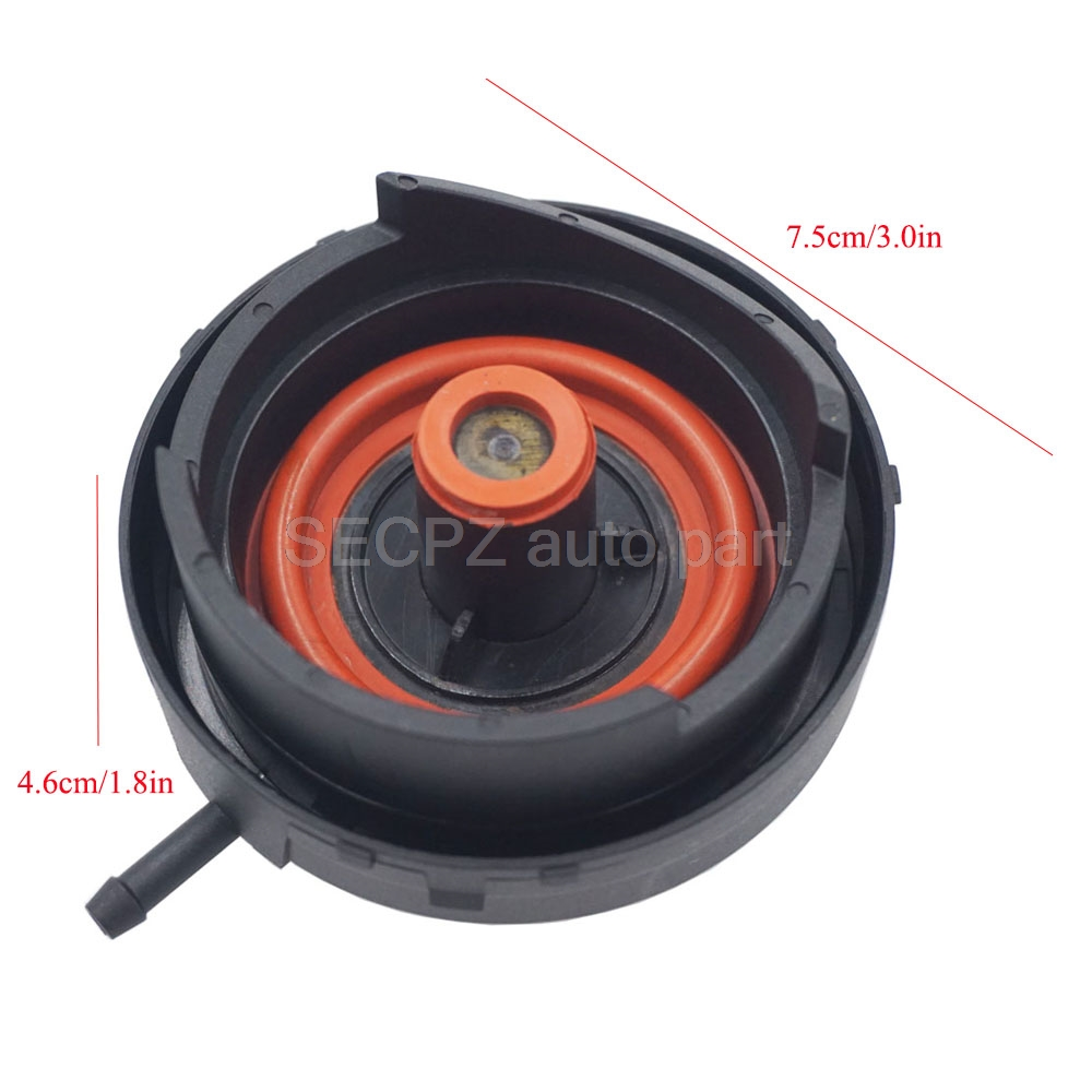 11127552281 Engine Air Valve Caps Cover for BMW E60 E65 E66 E70 E83 E88 E85 E90 E91 E92 F10 N52 128i 328i 528i X3 X5 Z4 cap enlarge