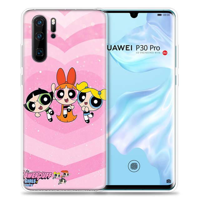 coque huawei p20 powerpuff girls