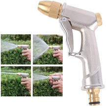 Pistola de água de alta pressão, lavador de água de alta pressão para lavagem e lavagem de carros, jato de água, jardim, ferramenta de limpeza, spray, jateamento