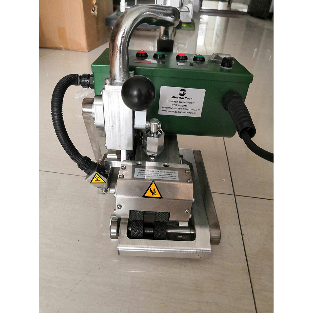 Hot Wedge Welding Machine For Chemical,mining Industry