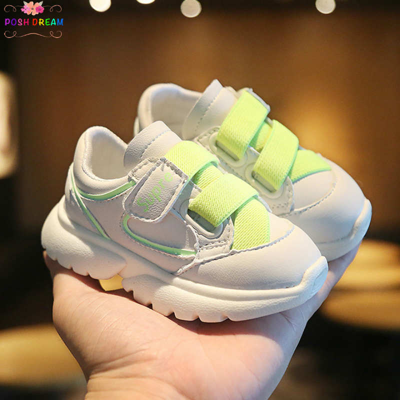 Soft Baby Girls First Walker Shoes 2020 New 0-3 Year Baby Boys Shoes Soft Bottom Mesh Infant Girls And Boy Sports Tenis Bebe