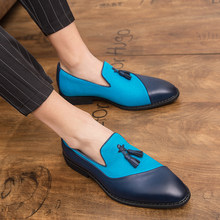 Neue Männer Leder Schuhe Fahren Mokassins Komfort Slip auf Loafer Schuhe Männer Casual schuhe Leder Loafer Büro Schuhe große größe 48