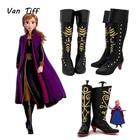 Adult Elsa Shoes Win...