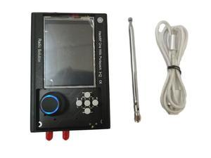 2020 PORTAPACK H2 + HACKRF ONE SDR Radio + Havoc Firmware + 0.5ppm TCXO GPS + 3.2 inch Touch LCD + 1500mAh Battery + Metal Case