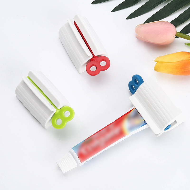 Bathroom Accessories Toothpaste Squeeze Facial Cleanser Squeeze Manual Toothpaste Clip Toothpaste Companion Squeezer
