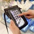 Модные брендов ые, экокожа (полиуретан), мобильный телефон Сумочка с местом для хранения мини-сумка для телефона для девочек летнее модное п...