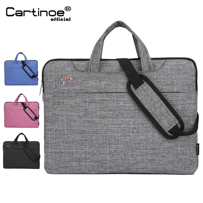 Fashion 14 Inch Laptop Bag For Macbook Air 15 Notebook Bag Laptop Sleeve 15.6 For Macbook Pro 13.3 Inch Laptop Bag/Messenger