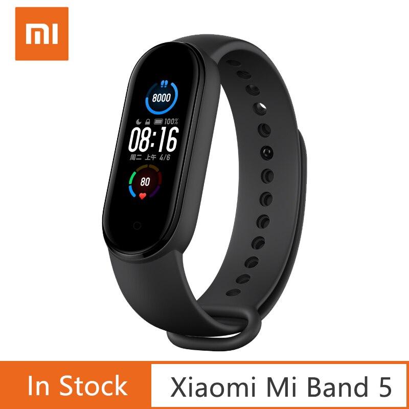 Xiaomi Mi Band 5 za $30.78 / ~118zł