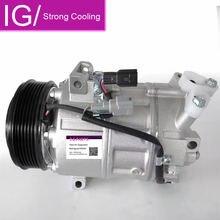 Автомобильный Компрессор кондиционера для nissan Серена c25