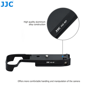 Image 2 - JJC Extension Grip For Canon EOSRP EOS RP Camera Holder Arca Swiss Type Quick Release Plate Anti Slip Pad Replaces Canon EG E1