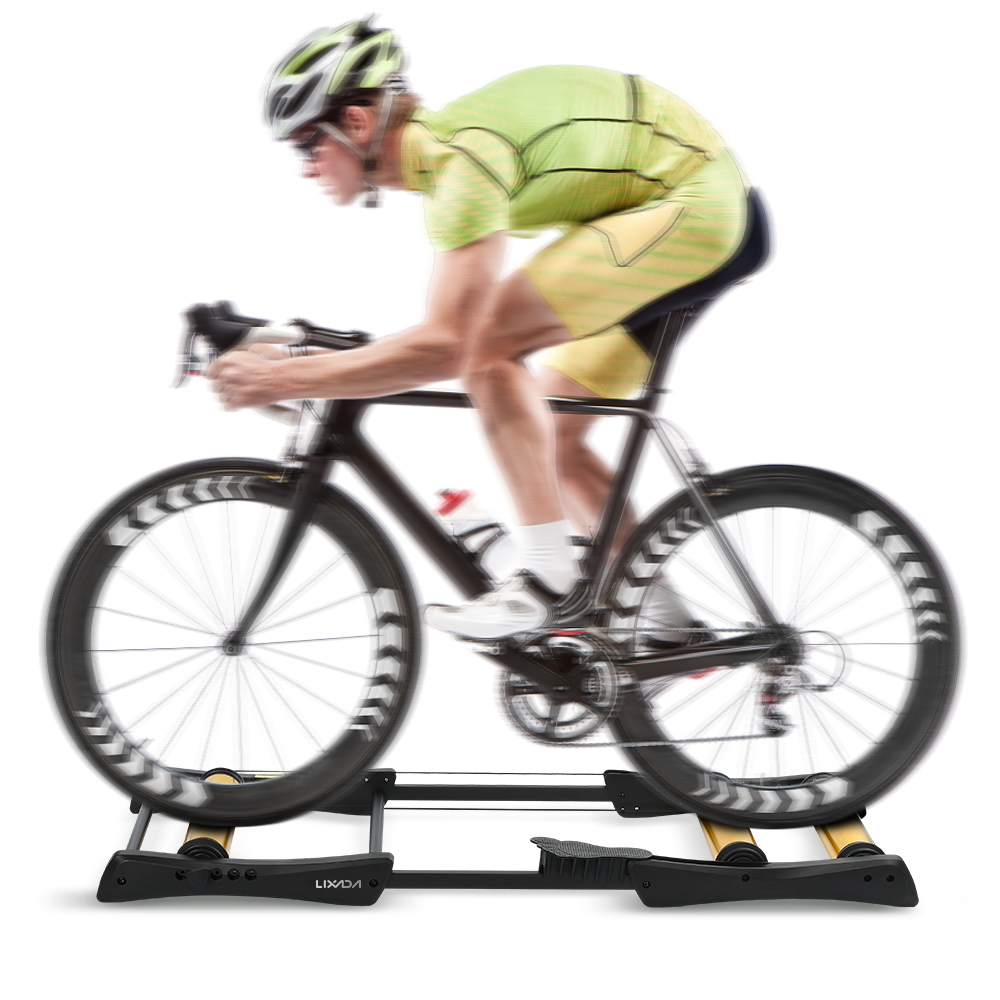 Bicycle Indoor Training Station Road Mountain Bike Exercise Station Fitness Physical Cycling Roller Trainer Bicicleta