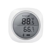Inkbird IBS TH1 mais interior ao ar livre termômetro higrômetro digital c/f temperatura medidor de umidade estação meteorológica para fabricação de cerveja