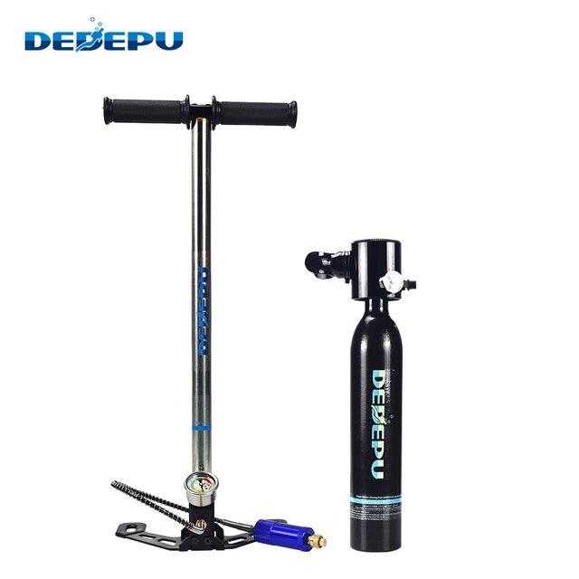 Фото dedepu 05 кислородная бутылка для взрослых оборудование плавания цена