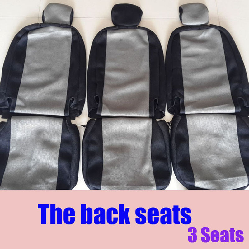 FORD S-MAX TITANIUM 7 SEATS 2006-2015 ARTIFICIAL LEATHER TAILORED SEAT COVERS