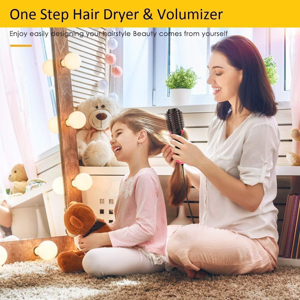 estilo ferramenta cepillo electrico para cabello