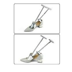 Hight Quality1 Pezzo di Metallo Scarpa Barella Della Lega di Alluminio Forme per scarpe Per Le Donne Tacchi Alti, Regolabile Expander Scarpe Albero Shaper