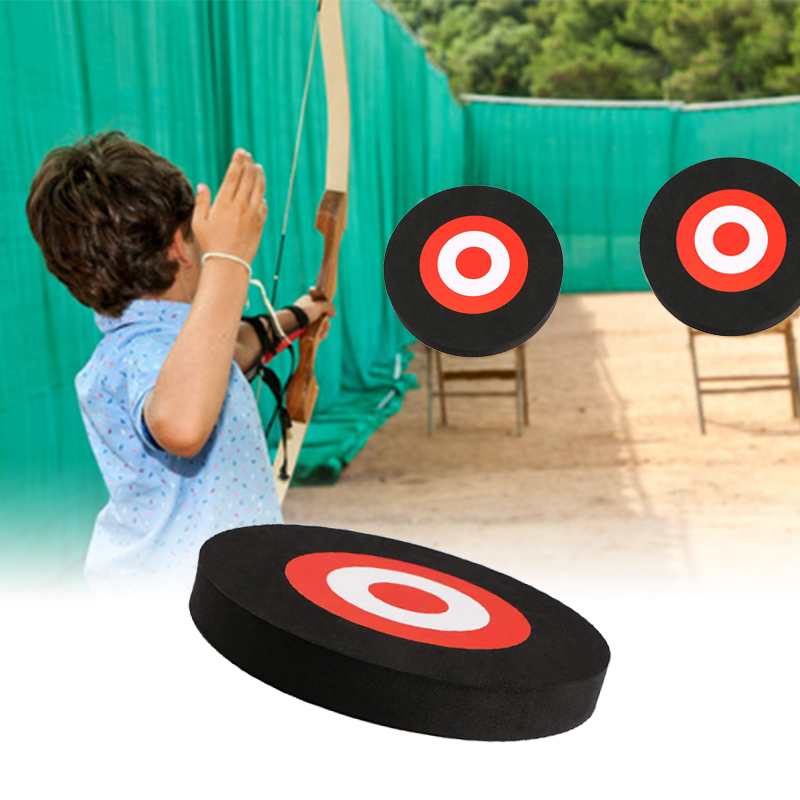Arrow Target Good Shock Absorption Archery Target Wide Application Portable Durable For Outdoor Indoor Practice EVA Foam Target