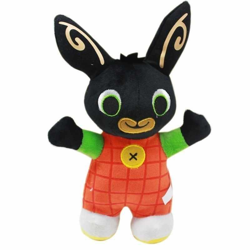 30cm juguete de conejito de felpa Bing de dibujos animados, Fnaf Bing Friends Flop Sula elefante Panda oso de peluche Animal de peluche muñeca para niñas