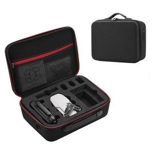 Image 3 - Lagerung Fall Für DJi Mavic Mini Drone Hardshell Box Schulter Tasche Tragbaren Paket Handtasche Wasserdichte Anti Scratch Tragetasche