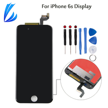 100% Tested No Dead Pixel LCD Display For iPhone 6s Touch Screen Digit
